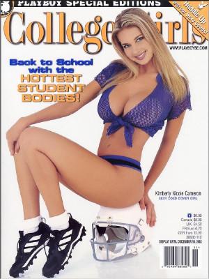 Playboy College Girls - College Girls Fall 2002