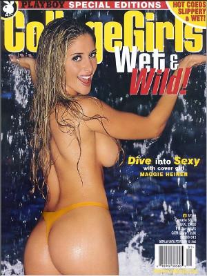 Playboy College Girls - College Girls Wet & Wild 2003