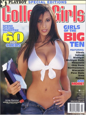 Playboy College Girls - College Girls Spring 2004