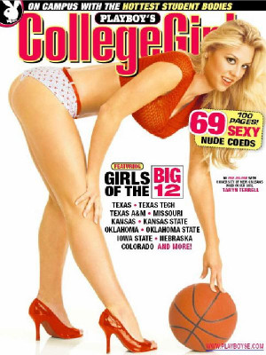 Playboy College Girls - College Girls January/February 2007