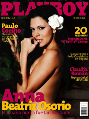 Playboy Colombia - Oct 2008