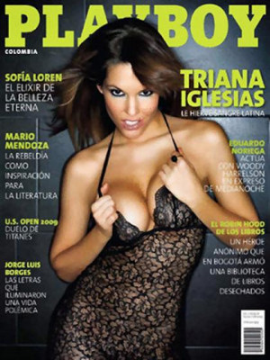 Playboy Colombia - Aug 2009