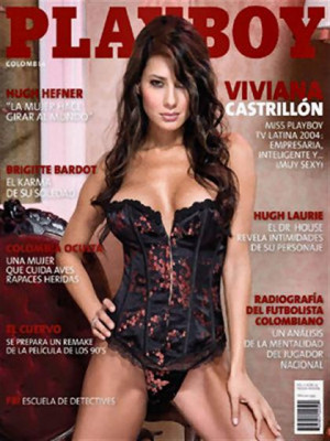 Playboy Colombia - Oct 2009