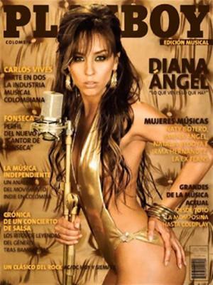 Playboy Colombia - Nov 2009