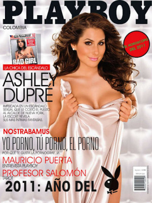 Playboy Colombia - Dec 2010
