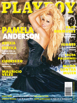 Playboy Colombia - Feb 2011