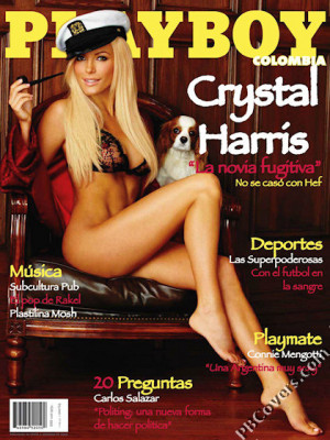 Playboy Colombia - July 2011
