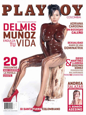 Playboy Colombia - Dec 2011
