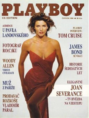Playboy Czech Republic - June 1991