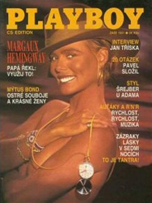 Playboy Czech Republic - Sept 1991