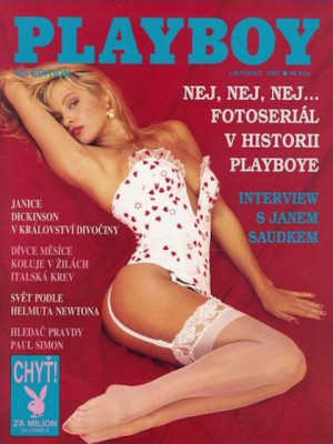 Playboy Czech Republic - Nov 1991