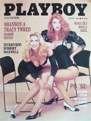 Playboy Czech Republic - January 1992