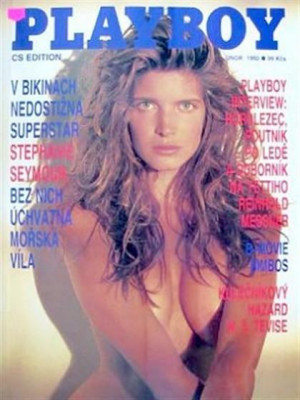 Playboy Czech Republic - Feb 1992