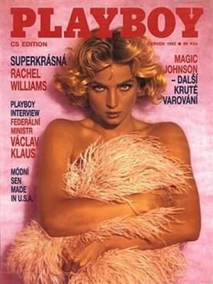 Playboy Czech Republic - June 1992