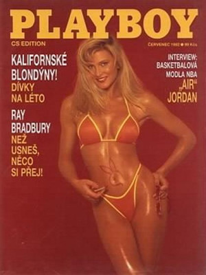 Playboy Czech Republic - July 1992
