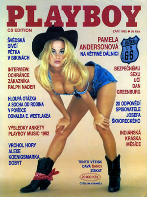 Playboy Czech Republic - Sept 1992