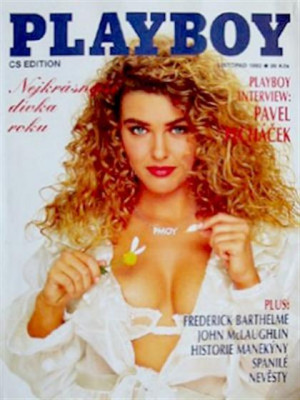 Playboy Czech Republic - Nov 1992