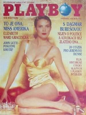 Playboy Czech Republic - Dec 1992