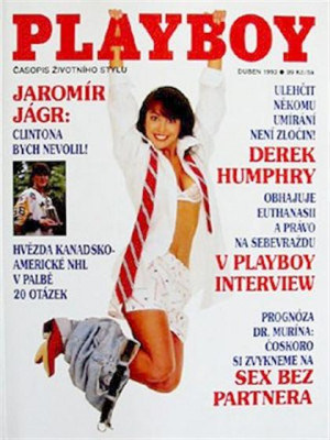 Playboy Czech Republic - April 1993