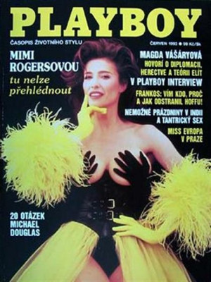 Playboy Czech Republic - Jun 1993