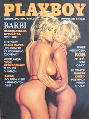 Playboy Czech Republic - Jul 1993