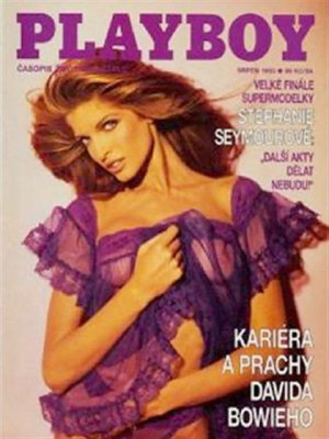 Playboy Czech Republic - Aug 1993