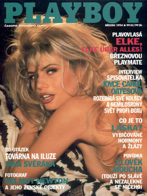 Playboy Czech Republic - Mar 1994