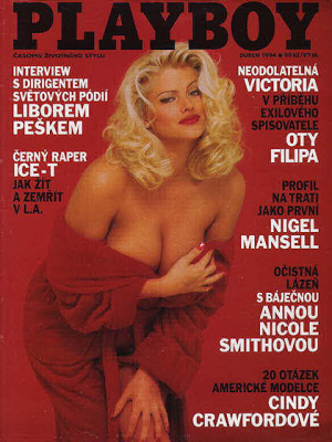 Playboy Czech Republic - Apr 1994