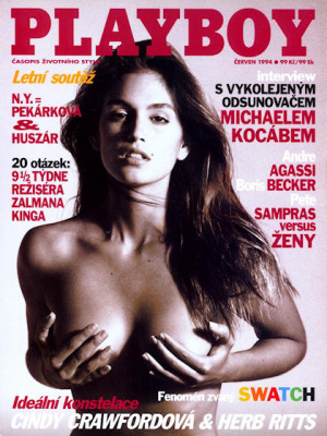 Playboy Czech Republic - Jun 1994