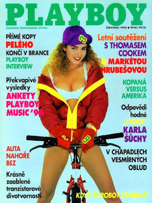 Playboy Czech Republic - Jul 1994