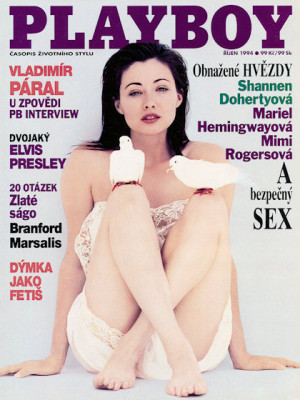Playboy Czech Republic - Oct 1994