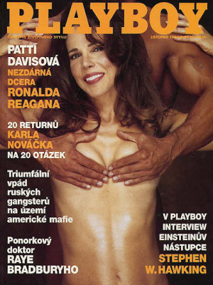 Playboy Czech Republic - Nov 1994