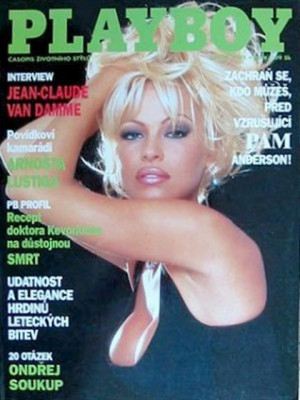 Playboy Czech Republic - Feb 1995