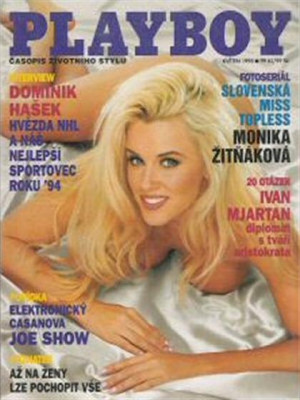Playboy Czech Republic - May 1995