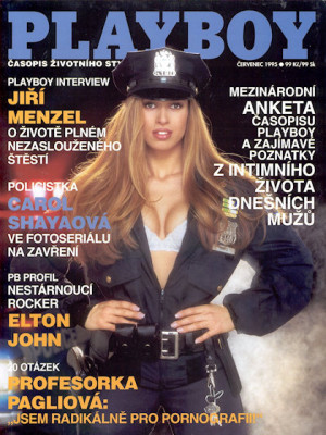 Playboy Czech Republic - Jul 1995