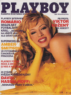 Playboy Czech Republic - Sep 1995