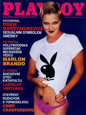 Playboy Czech Republic - Oct 1995