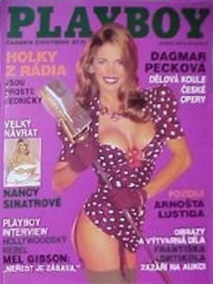 Playboy Czech Republic - Nov 1995