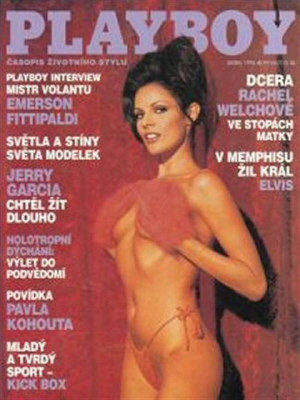 Playboy Czech Republic - Jan 1996