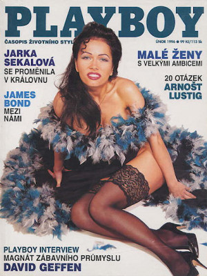 Playboy Czech Republic - Feb 1996