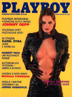 Playboy Czech Republic - May 1996