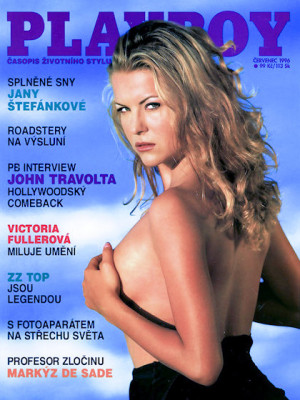 Playboy Czech Republic - Jul 1996