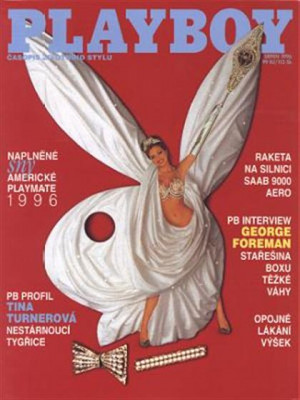 Playboy Czech Republic - Aug 1996