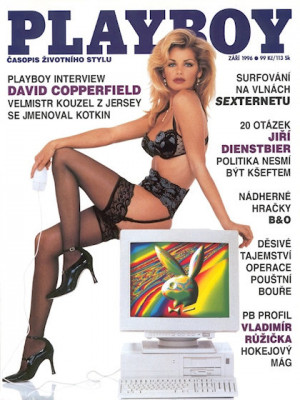 Playboy Czech Republic - Sep 1996
