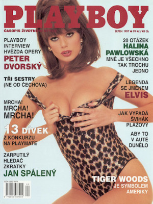Playboy Czech Republic - Aug 1997