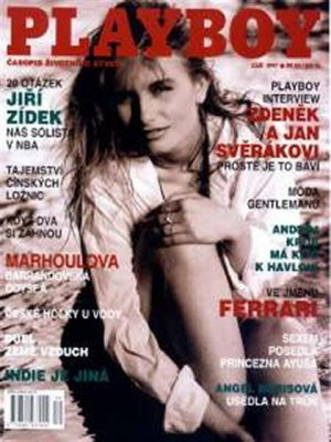 Playboy Czech Republic - Sep 1997