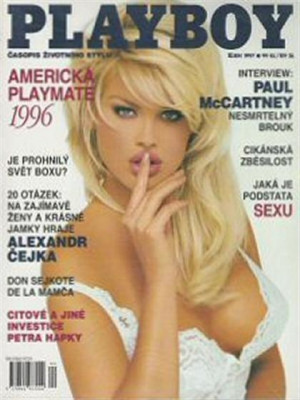 Playboy Czech Republic - Oct 1997