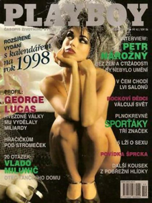 Playboy Czech Republic - Dec 1997