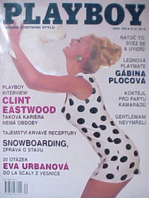 Playboy Czech Republic - Jan 1998