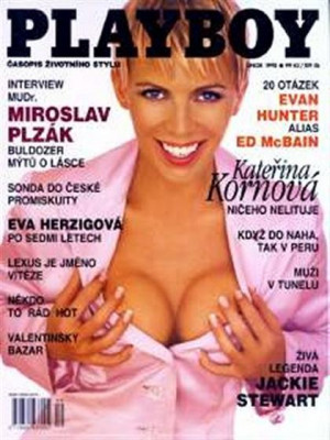 Playboy Czech Republic - Feb 1998